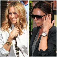hola-look-and-fashion-dorado-reloj-celebrities