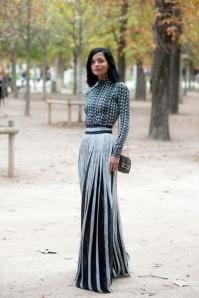 Leigh+Lezark+Paris+Fashion+Week