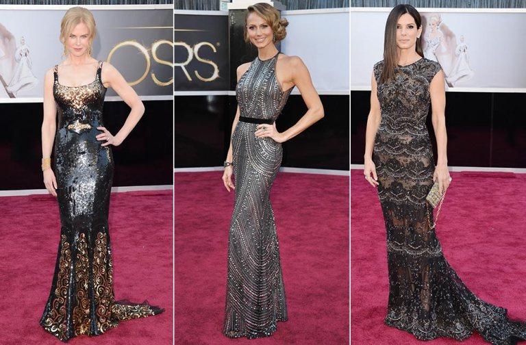 Nicole Kidman, Stacey Keybler y Sandra Bullock