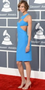 solange-knowles-florence-welch-karlie-kloss-grammys-red-carpet-2013