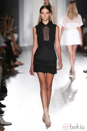 Victoria Beckham - Presentation - Spring 2013 Mercedes-Benz Fashion Week