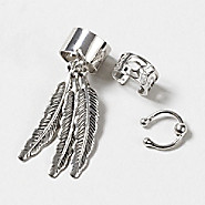 Ear cuff parfois jewellery