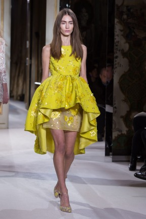 Giambattista Valli: Runway - Paris Fashion Week Haute-Couture Spring/Summer 2013