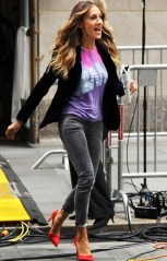 Sarah Jessica Parker Supports President Obama On 'Access Hollywood'