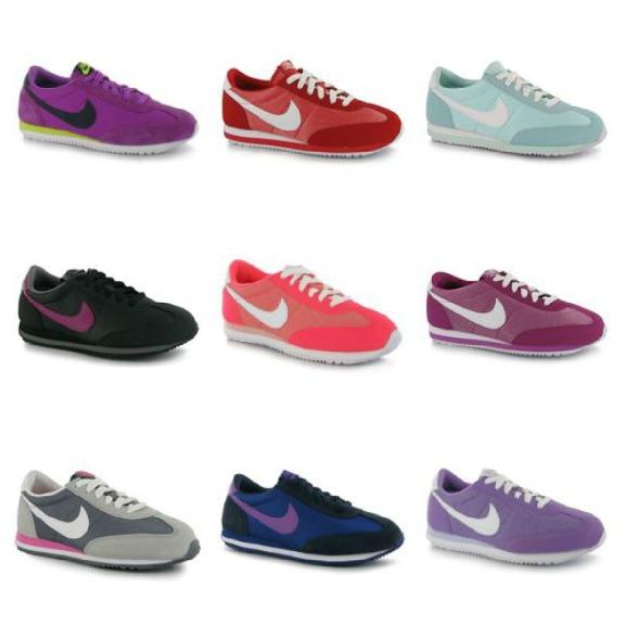 - Nike trainers