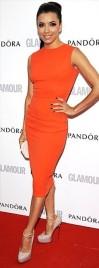 tendencias-de-moda-en-famosas-para-copiarlas-vestidos-tubo-naranjas