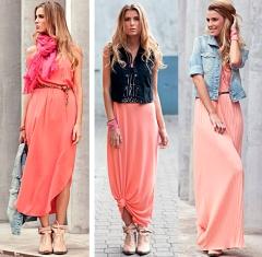 vestidos largos de verano Tucci