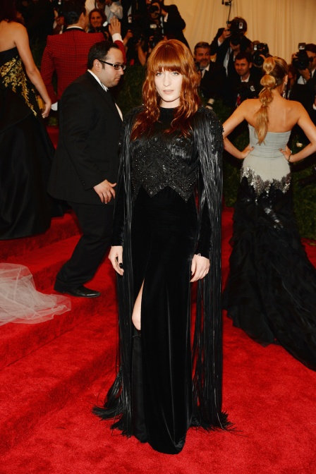 florence welch.givenchy