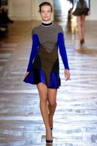 stella-mccartney-otonoinvierno-2012-2013-vestido-corto-en-colores-marron-y-azul