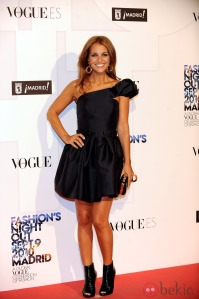 'Vogue Fashion Night Out 2010' in Madrid