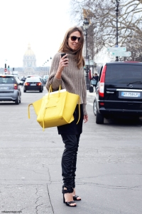 Yellow_Bag_Celine-Superga-Street_Style-Outfit_Paris_Fashion_week-2
