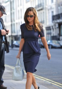 PIPPA MIDDLETON in London