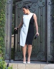 Kim-Kardashian-vestido-blanco-y-negro