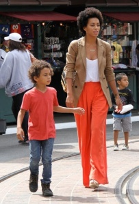 Solange-Knowles-and-Julez-heading-to-movies