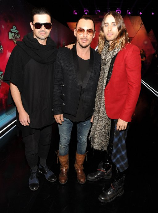 30SecondsToMarsMTVEMA