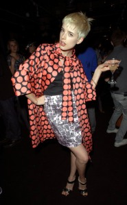 Giles Deacon gold for New Look - Launch Party