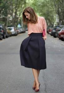 rosa-naranja-shirt-blouses-rojo-coral-clutches~look-main