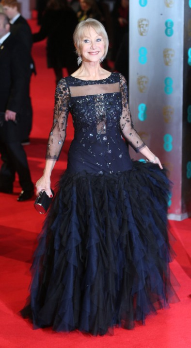 ALFOMBRA ROJA DE LOS PREMIOS BAFTA 2014