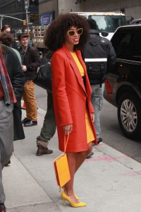 """Celebrities Visit """"Late Show With David Letterman"""" - February 26, 2013"""