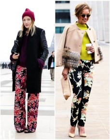 hola-look-and-fashion-endencias-otoño-invierno-2013-2014-estampado-floral