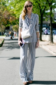 Street style New York Fashion Week, Vogue Russia Chiara Ferragni